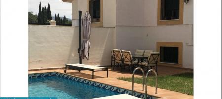Chalet en Albolote con piscina